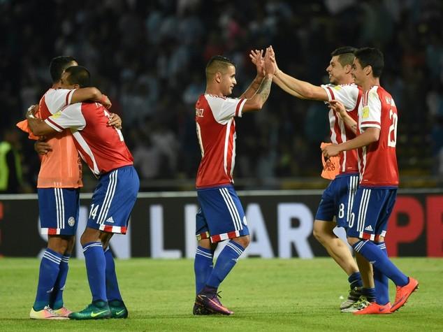 Mondiali 2018, Paraguay vince in Argentina. Brasile e Cile ok