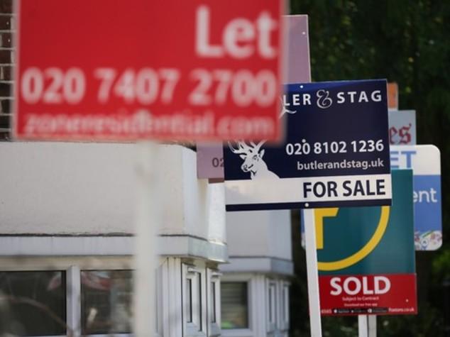 Brexit: prezzo immobili in Gb segna primo calo da 5 anni