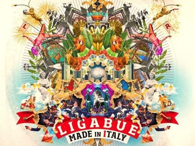 Ligabue svela cover e tracklist del nuovo album