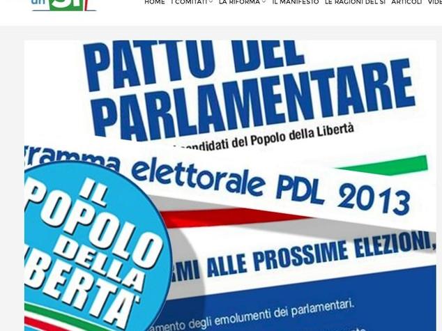 "Comitato Pd 'arruola' Berlusconi, ""dal Pdl riforma simile"""