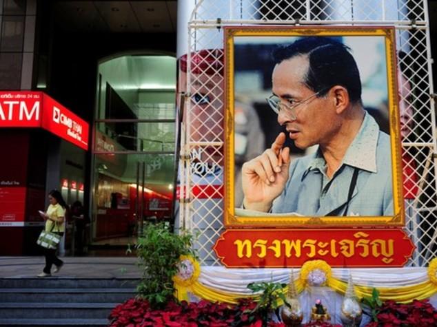 Thailandia: il re che traghettò il Paese da Washington a Pechino