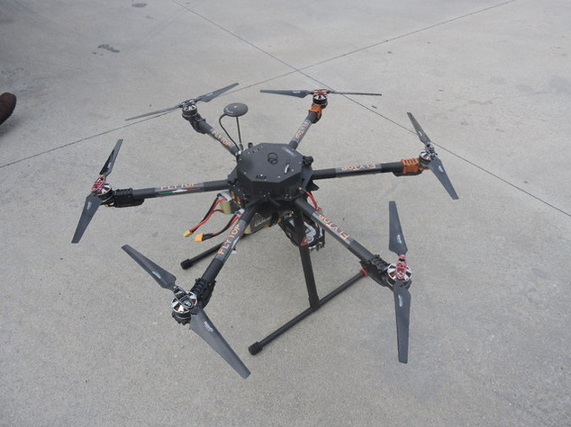Energia: Gse sperimenta uso droni per monitoraggio impianti