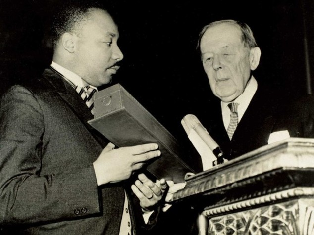 Dal Nobel a Martin Luther King alla nascita del Pd, i fatti del 14 ottobre