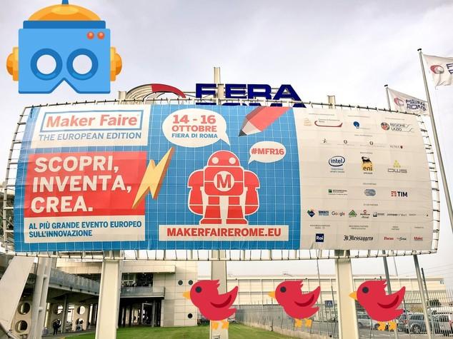 Eni con Maker Faire per l'innovazione e l'efficienza energetica