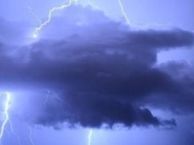 Allerta maltempo per temporali e venti forti nel Centro-sud