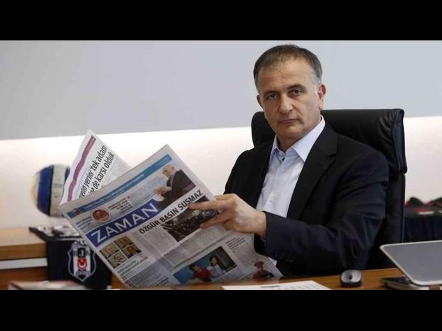 Turchia: arrestato direttore quotidiano di opposizione Zaman