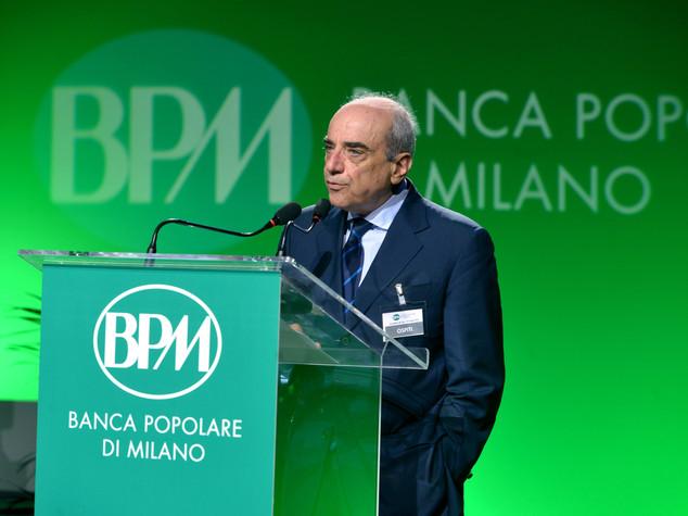 Fusione Bpm-Banco Popolare, nasce terzo gruppo bancario italiano
