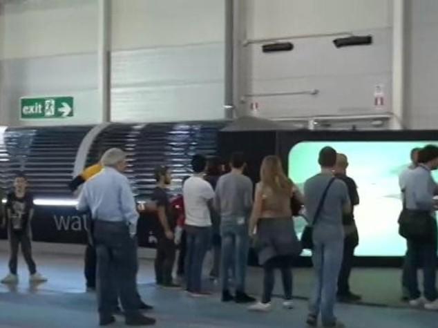 Maker Faire, e' italiano il pc termodinamico che purifica l'acqua -  VIDEO
