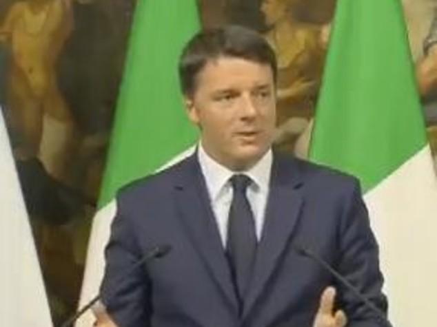 Bilancio: Renzi, iniezione fiducia per l'Italia