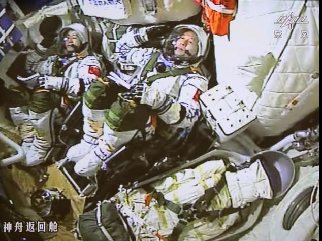 Shenzhou 11, missione spaziale che prepara alla luna ea Marte