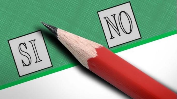 Referendum, respinto il ricorso del 'No' sul quesito