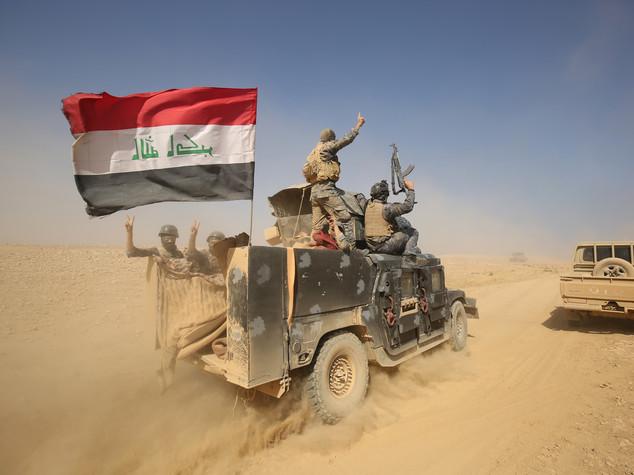 Iraq: rallenta avanzata su Mosul, crepe tra alleati