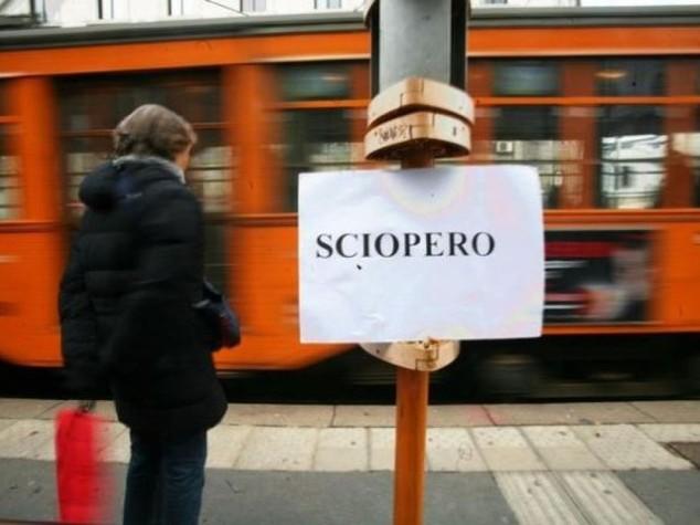 Giovedì nero dei trasporti: lo sciopero a Roma, Milano, Napoli e Torino