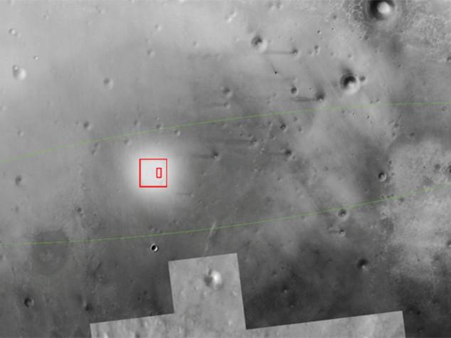 Marte, Schiaparelli non dà segni di vita