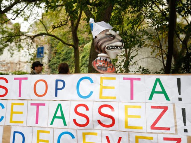 Risultati immagini per CETA VALLONNIA