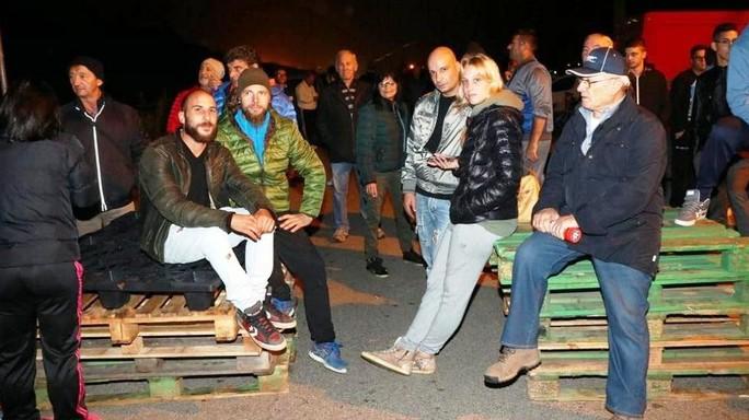 Vince la protesta, niente profughi a Gorino