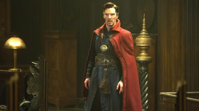 Doctor Strange: Cumberbatch entra ufficialmente nel Marvel Universe