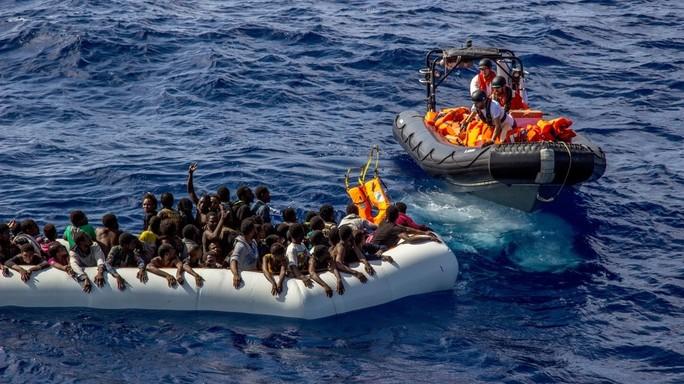 L'impennata degli sbarchi di migranti nei dati Ue