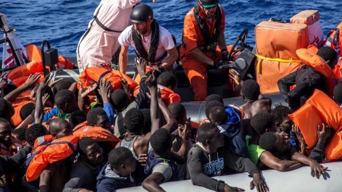 Migranti, 2016 anno record per l'Italia