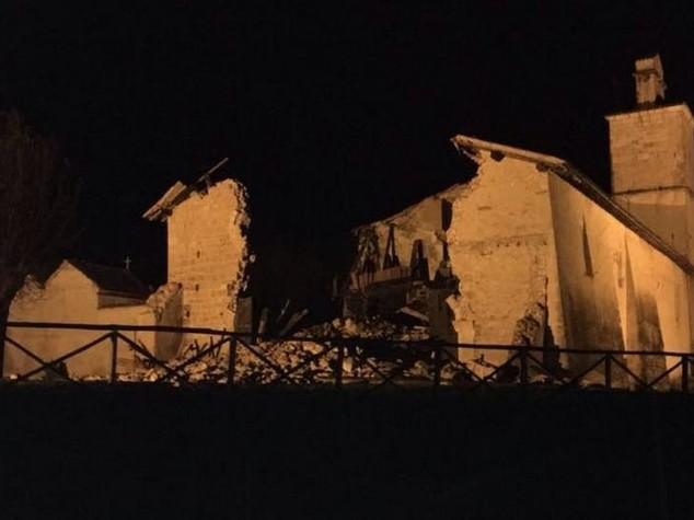 Risultati immagini per Terremoto Ussita