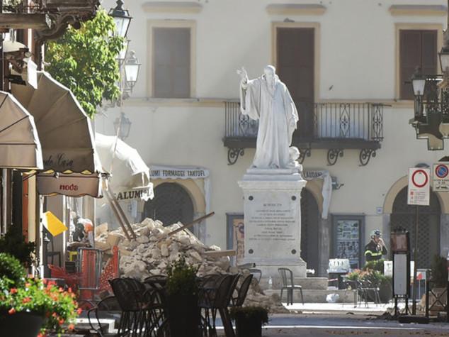 Terremoto Centro Italia, i numeri del sisma