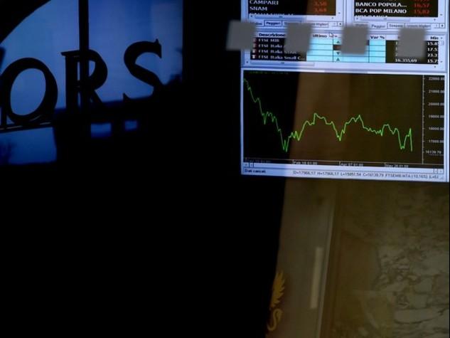 Titoli di Stato, lo spread Btp-Bund torna a salire