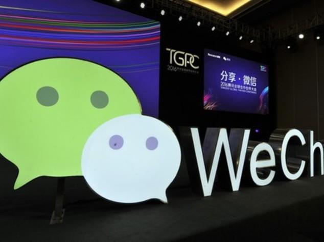 WeChat fa volare le imprese italiane in Cina