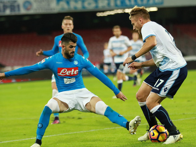 Napoli, Hamsik: 'La Lazio ha ottenuto il massimo facendo il minimo' VIDEO