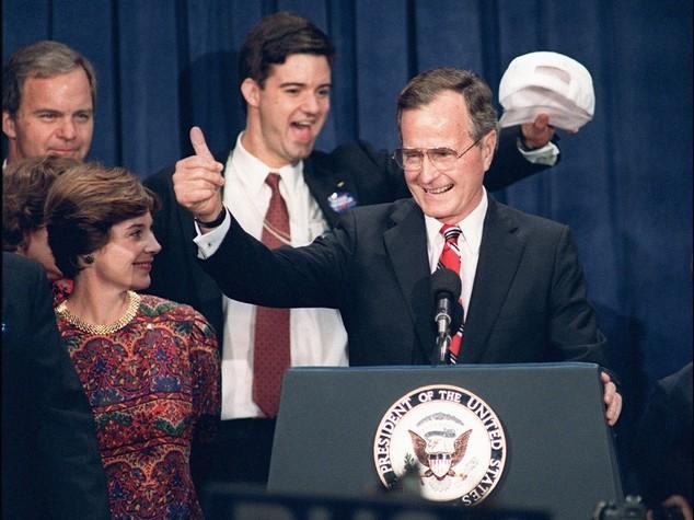 morto Jonathan Bush