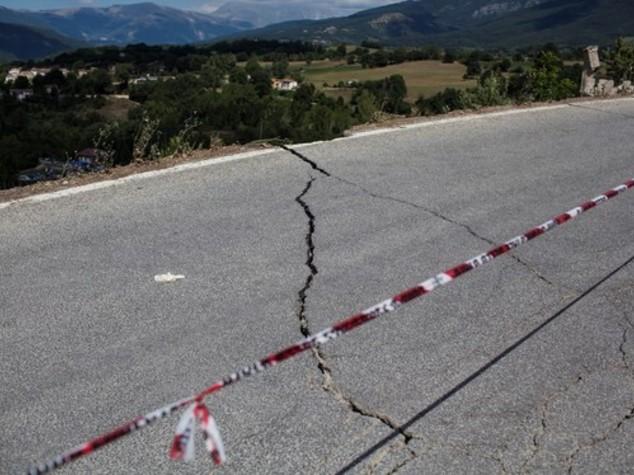 Terremoto: Regione Lazio, collegare Amatrice è una priorità