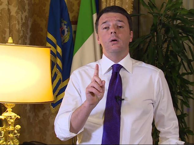 Renzi pene piu' dure per i corrotti  Allungati tempi prescrizione
