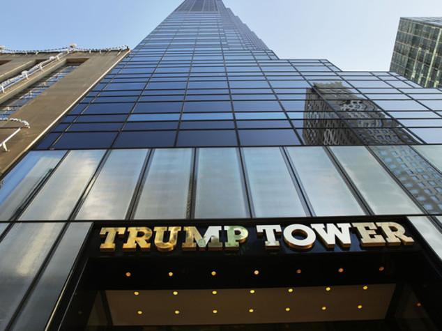 Tiffany fa flop e dà la colpa alla Trump Tower