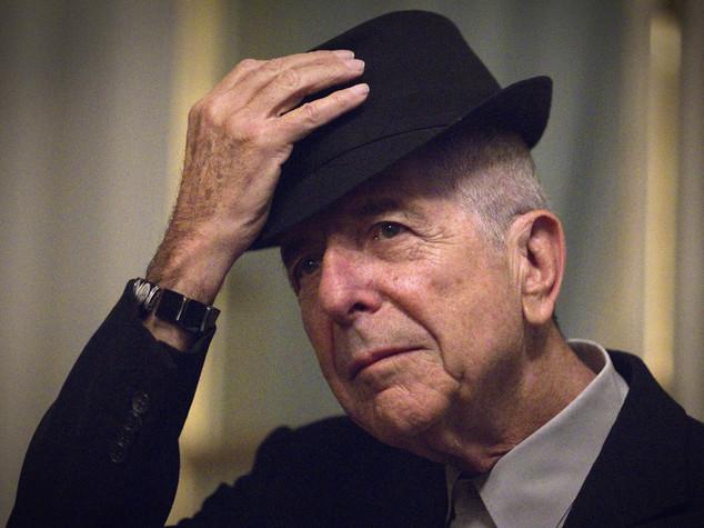 Addio a Leonard Cohen, leggendario cantautore e poeta -   Foto