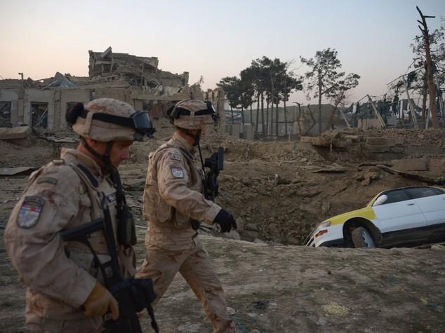 Afghanistan, esplosione nella base Usa di Bagram. Tre morti e diversi feriti