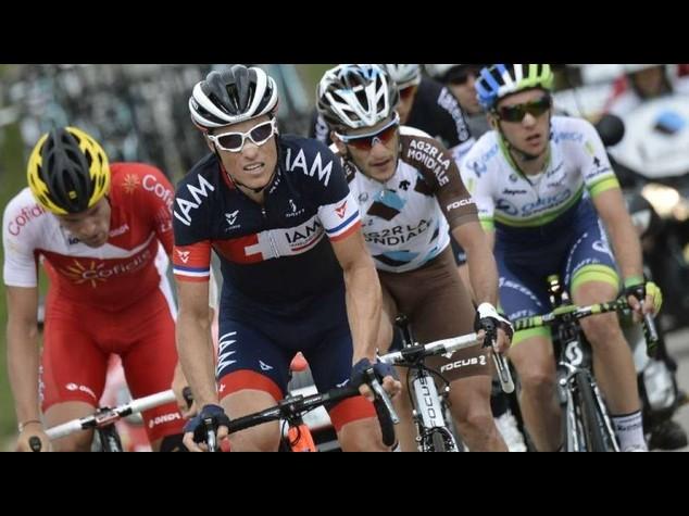 Ciclismo: tour2014, Kadri vince per distacco l'ottava tappa