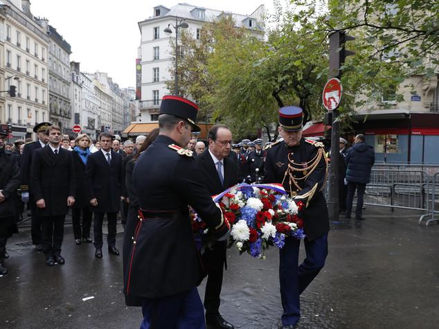 Parigi un anno dopo le stragi