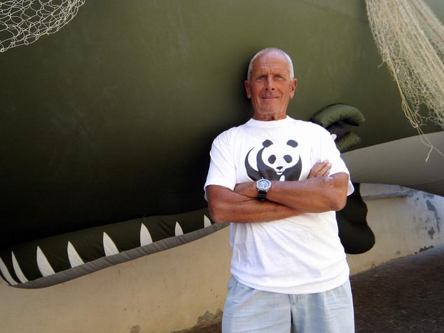 Addio a Enzo Maiorca, album di una vita in fondo al mare