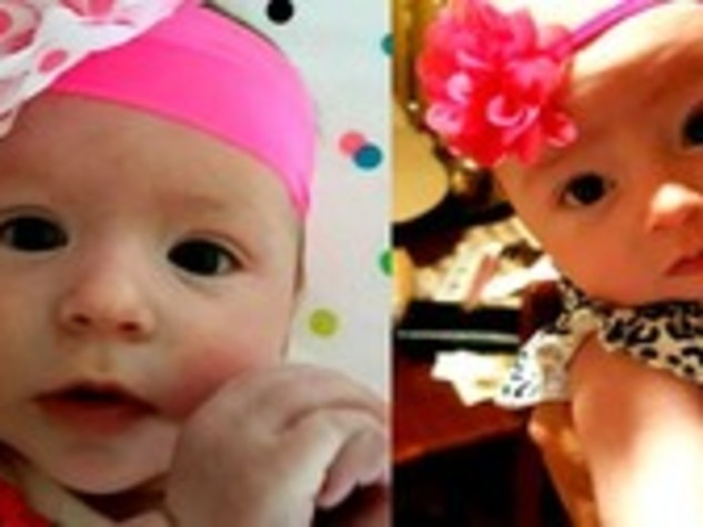 Incinta due volte in 10 giorni, nascono sorelline