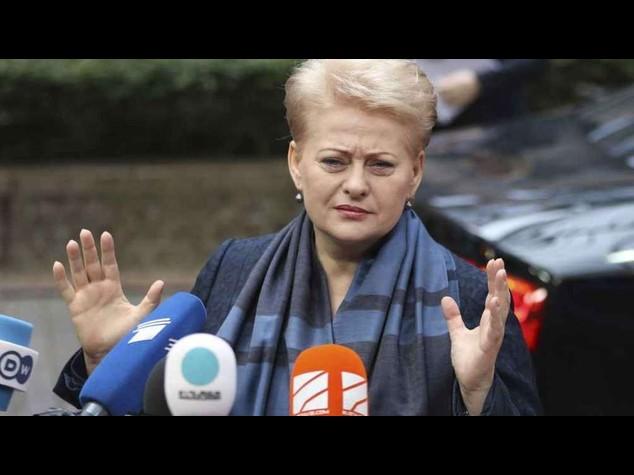 Ue: presidente lituana, per Esteri figura non pro-Cremlino
