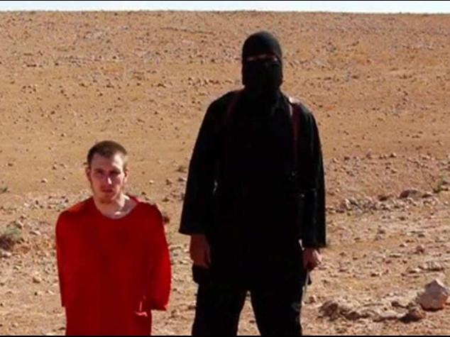 L'Isis decapita ostaggio Usa Kassig si era convertito a Islam