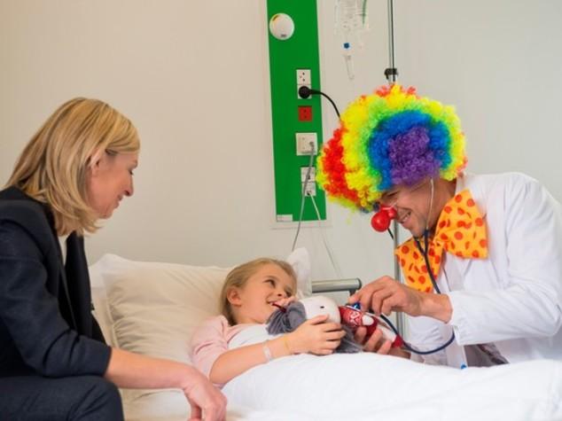 Al via il progetto I4children per una biobanca e l'assistenza ai bambini ricoverati