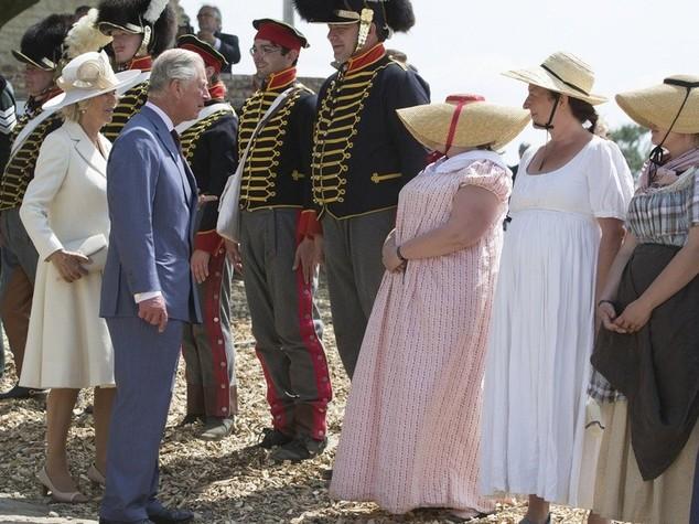 Belgio: si celebrano 200 anni Waterloo, ricostruzione da 10 milioni di euro - Foto