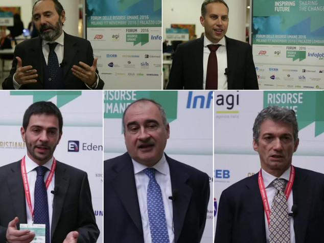 Forum Risorse Umane: confronto esperti su nuove sfide per aziende