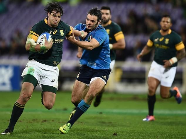 Italia batte Sudafrica 20 a 18, impresa degli Azzurri
