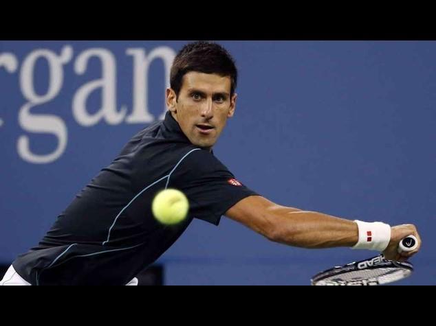 Tennis: Djokovic resta in testa Atp, Fabio Fognini 18esimo