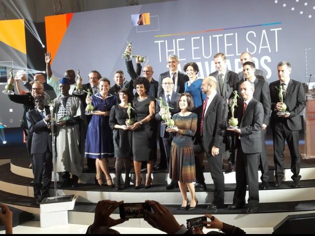Eutelsat Awards, Italia vince con Sky Arte HD e Rai Sport 1 HD