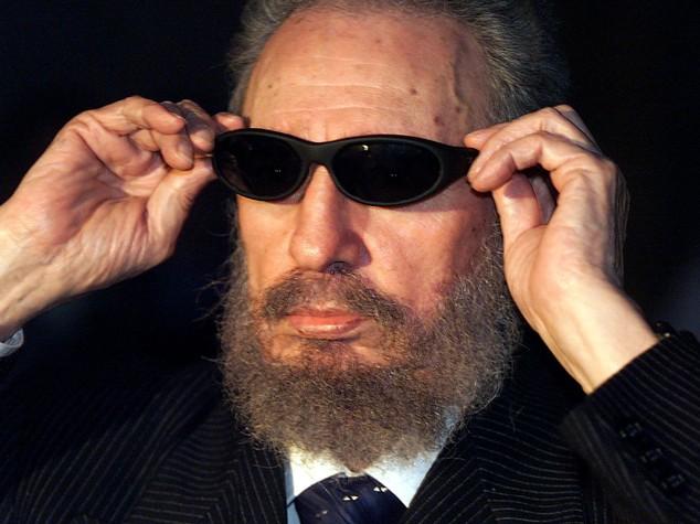 Il record di Fidel, sopravvissuto a 638 piani per ucciderlo
