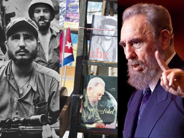 Cuba è senza Fidel