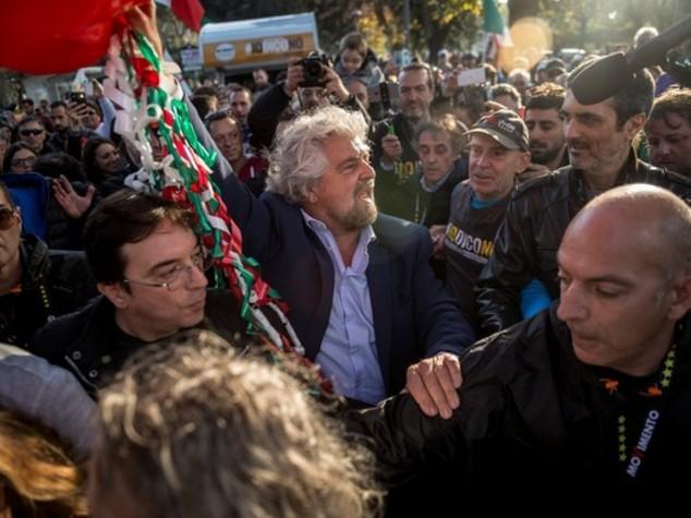 Davide Casaleggio: in autunno presenteremo il nostro candidato premier