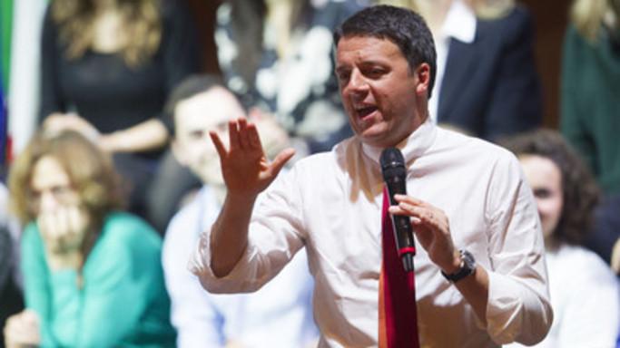 Come parla Renzi: 4 anni analizzati da un algoritmo